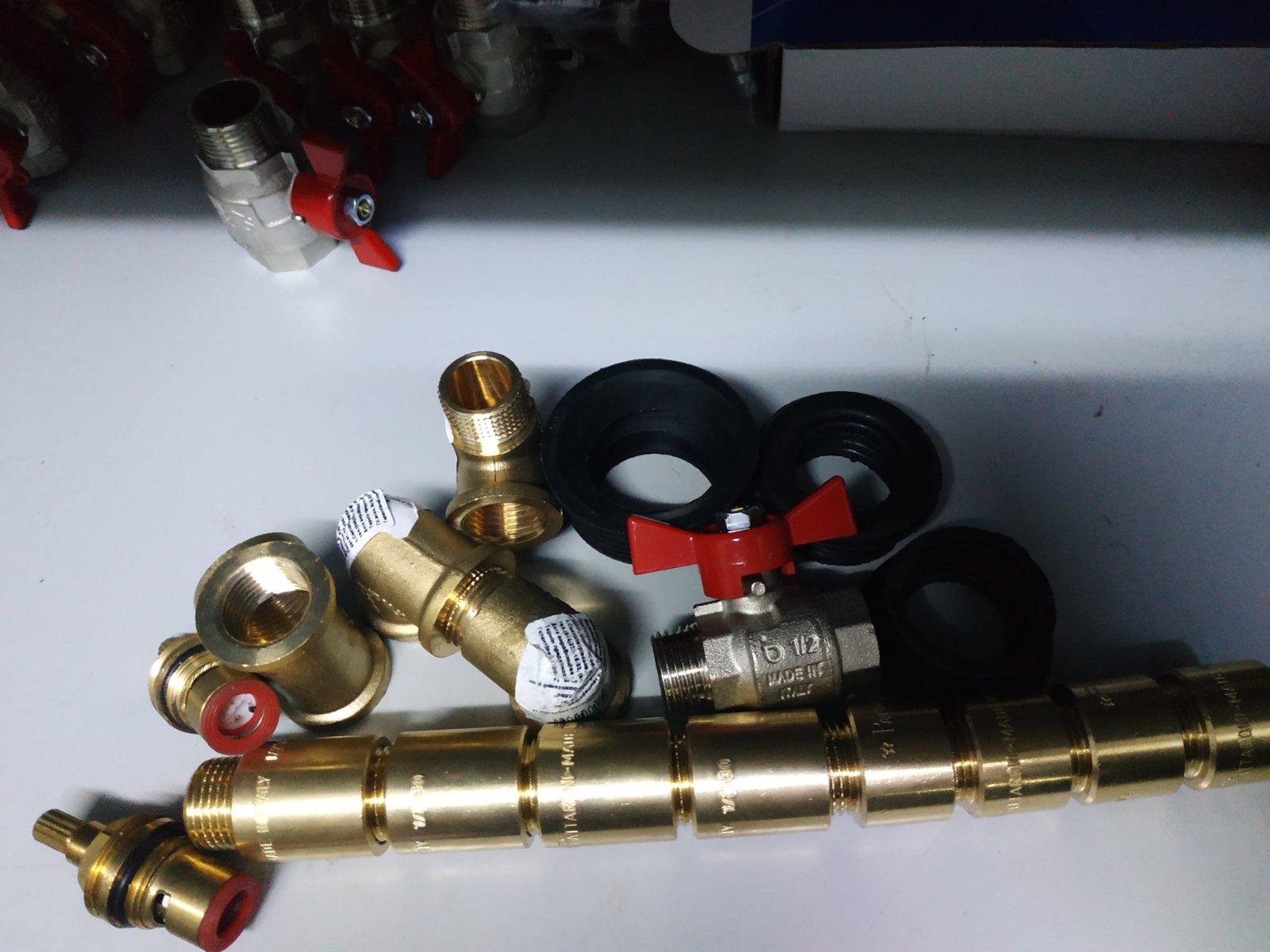 Матеріали для ремонту сантехніки 1