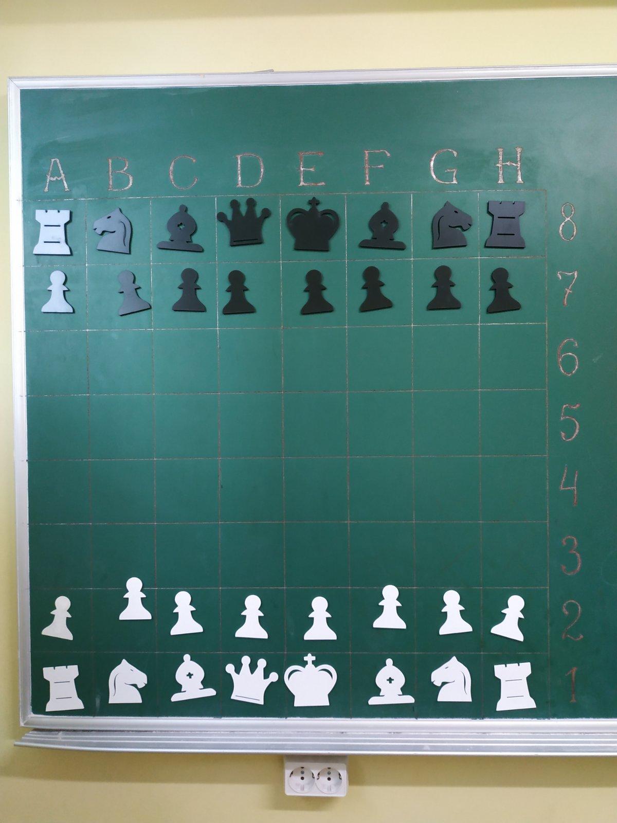 Шахові фігури 2